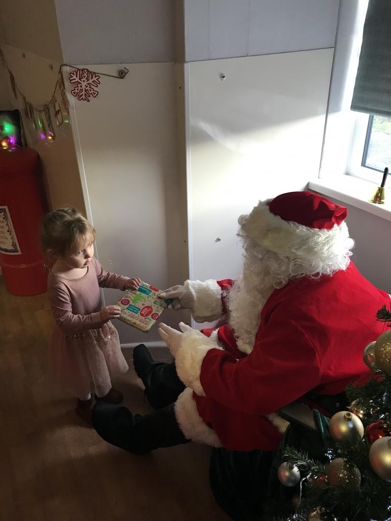 Christmas at Penrhiw Nursery