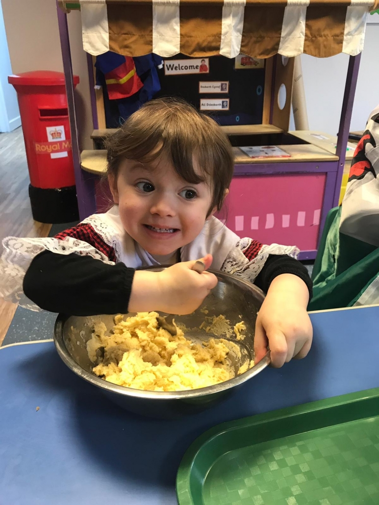 Happy Children, Happy Memories at Penrhiw Nursery
